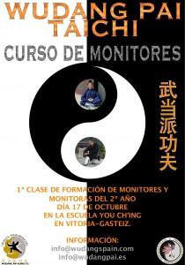 1ª-2º CLASE ,CURSO DE MONITORES